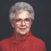 Mrs. Annabelle Holden Coleman