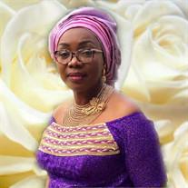 Oluwakemi Elizabeth Otubanjo-Adekoya