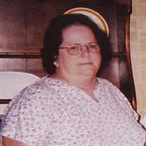 """Mary """"Pat"""" Patricia Cox"""