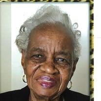 Mrs. Essie Mae Price
