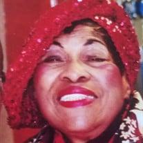 Mrs. Cotie Marie Jackson