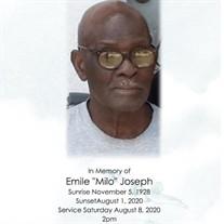 Emile Joseph
