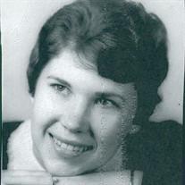 Frederica Dare Cornett