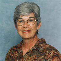 Mrs. Joan Marie McDowell
