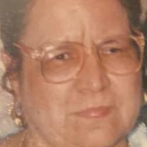 Maria Elva Casanova Morin