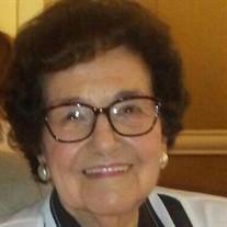 Mrs Mary J. DeGasperi