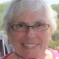Joan Madeline McFater