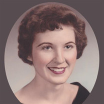 Mrs. Claire Frances Strauch (nee Gorsuch)
