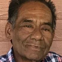 Alcario Moreno Jr.