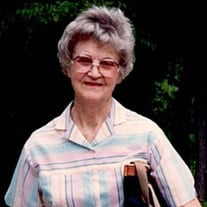 Mrs. Marjorie Smith Rogers