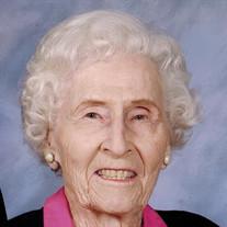Jacqueline Mabel Stanford