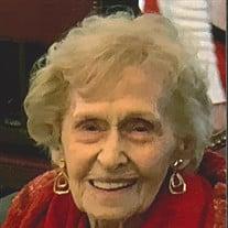 Betty Barlow Agee