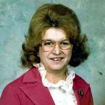 Margaret Ellen Rhoden