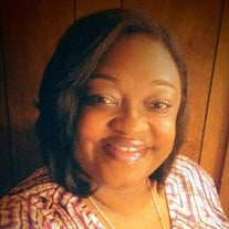 Missionary Sherlona Marie Riley