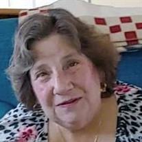 """Eugenia """"Jeannie"""" C. Hann (Burpulis)"""