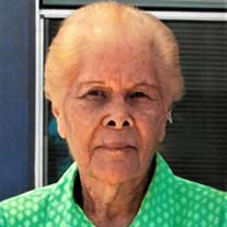 Juanita B. Montoya