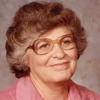 Clara Lois McDonald Masterson