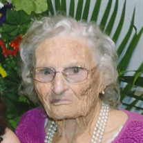 Mrs. Larue Singleton Boldan