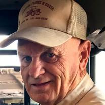 Wayne Clayton of Finger, Tennessee