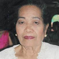 Lydia M. Santos