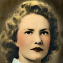 Mrs. Elizabeth Aline Ruth