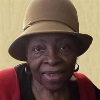 Mrs. Alberta T. Jones Phillips