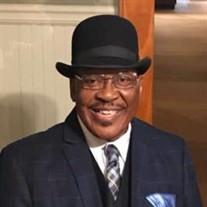 Pastor Hazell Quarles