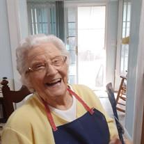 Mrs. Margaret Evelyn Morris