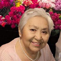 Maria Rosario Lopez de Ramirez