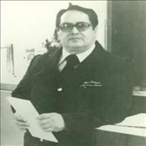 Phillip Mosqueda Pulido