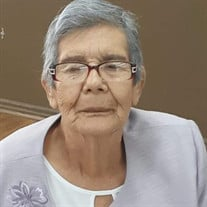 Maria Remedios Martinez
