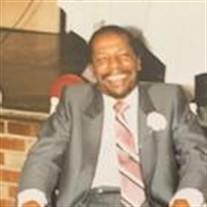 """Willie Frank """"Peabody"""" Moore, Sr."""