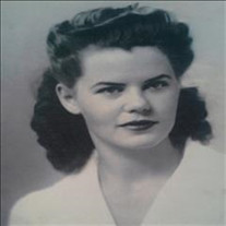 Gladys Jeanette Wolf
