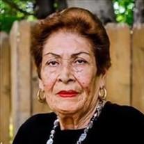 Maria Del Refugio Fierro