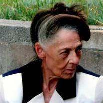 Mrs. Allie Sparks Kelley