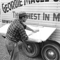 Geordie H. Magee, Sr.