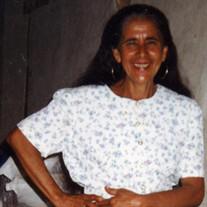Maria Santos Rios
