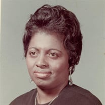 Mrs. Jessie P. Johnson-Daniels