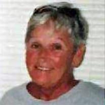 Wanda Elizabeth Brooks Edwards