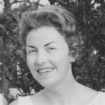 "Marguerite ""Carolyn"" Eudy (née Tye)"