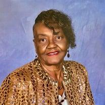 Mrs. Josephine Hodges Mackey