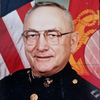 Captain Robert W. Ebert USMC, Ret.