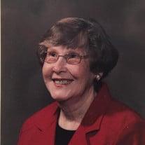 Mrs. Nancy Burden Lloyd