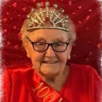 Mrs. Lois Allene Allred