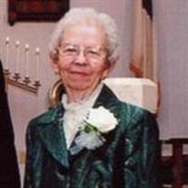 Gladys E. Wehr