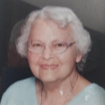 Bertha Elizabeth (Betty) Sands