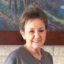 Jackie Stanley Hutton of Adamsville, Tennessee