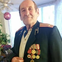 Boris Lvovich Vinokur