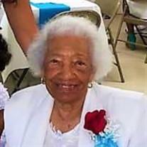 Mrs. Onra Henderson Dillard