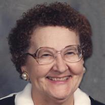Violet M Morris